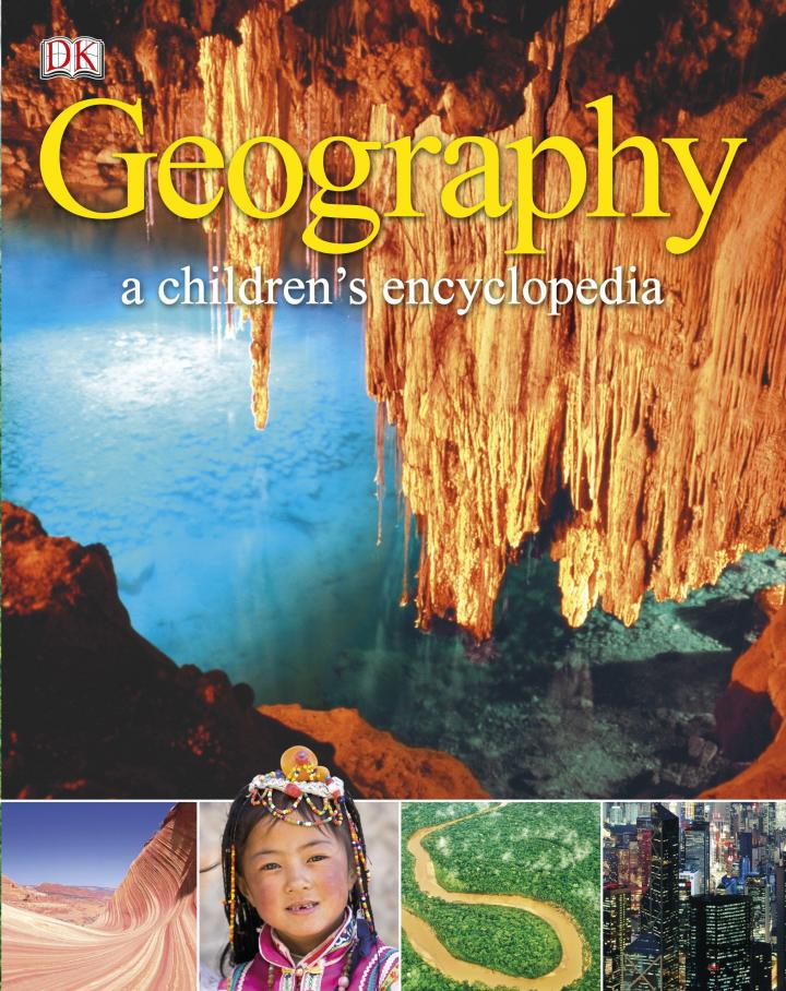 Geography: a children's encyclopedia