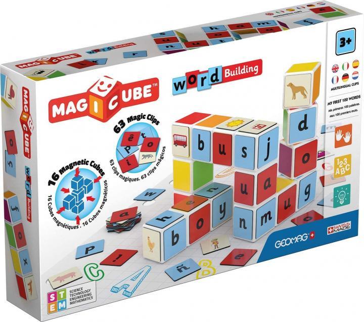Geomag Word Building Set