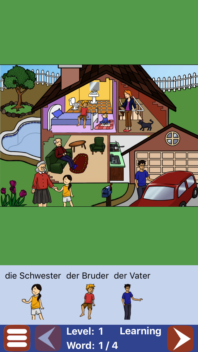 German for Kids: A Learning Story Adventure
