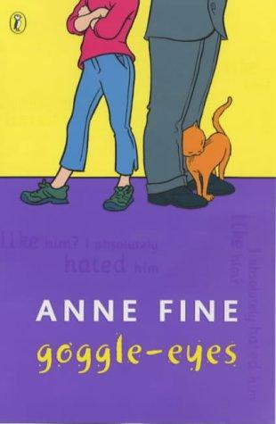 Goggle Eyes by Anne Fine