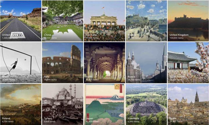 Google Arts & Culture Places