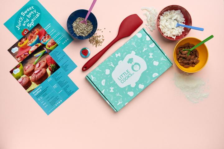 Little Cooks Co subscription box