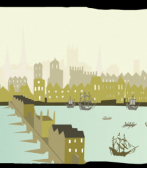 Great Fire of London online game