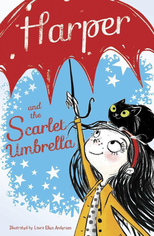 Harper and the Secret Umbrella by Cerrie Burnell & Laura Ellen Anderson
