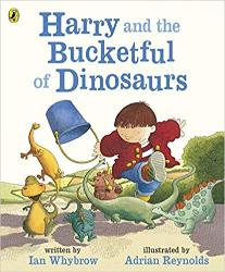 Harry and his Bucketful of Dinosaurs costume idea