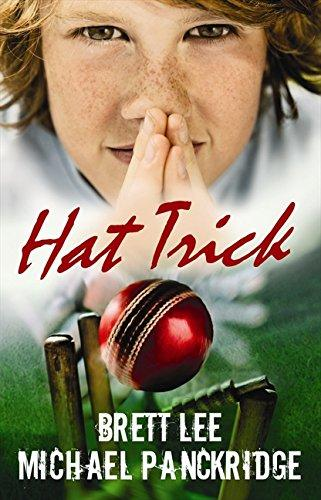 Hat Trick (Toby Jones) by Brett Lee and Michael Panckridge
