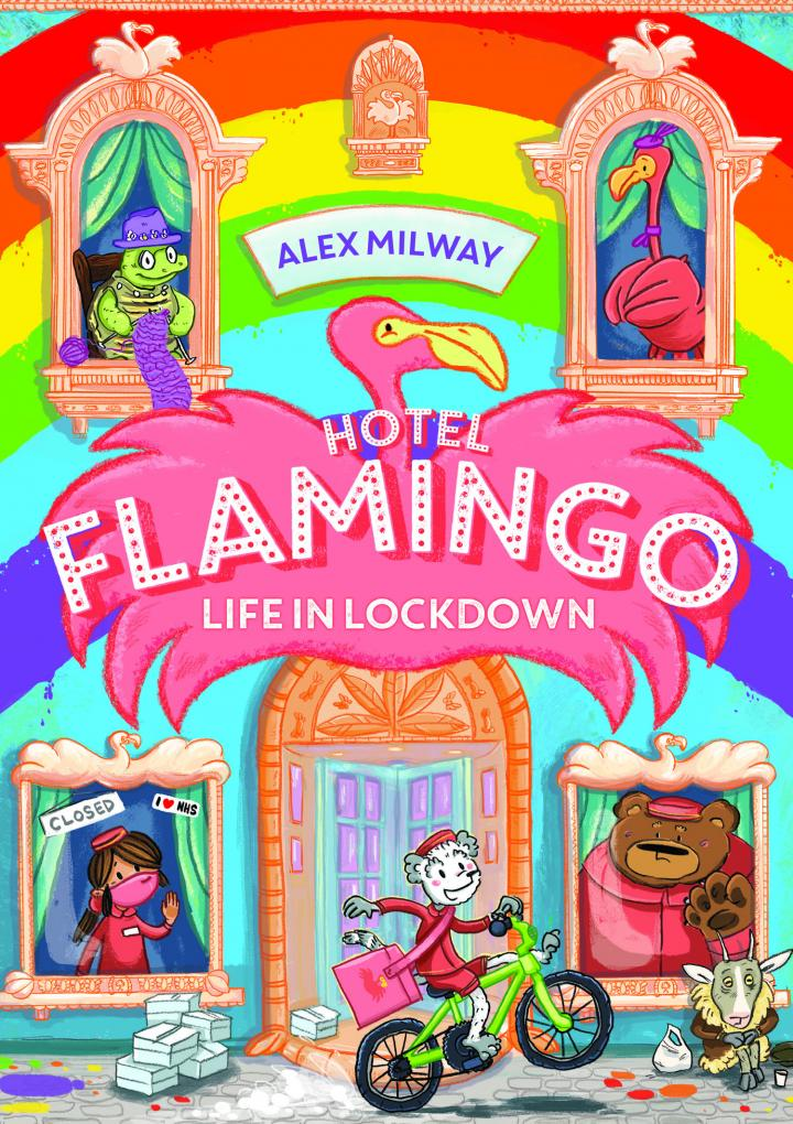 Hotel Flamingo - Life in Lockdown by Alex Milway