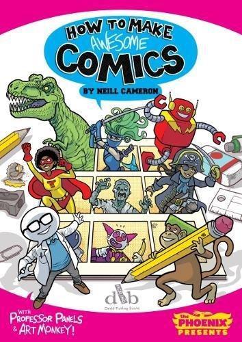 How to make awesome comics