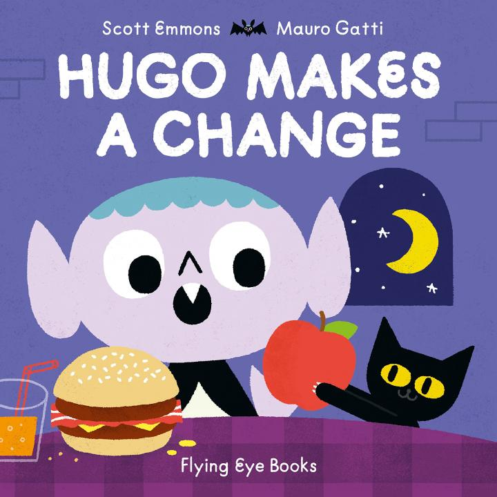 Hugo Makes a Change by Scott Emmons
