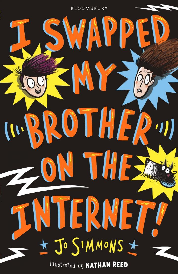 I Swapped My Brother on the Internet by Jo Simmons