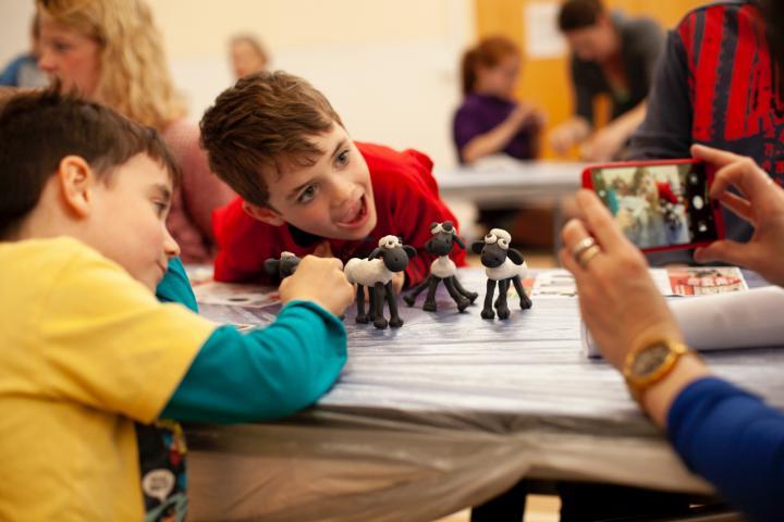 Ilkley Literature Festival children's activities