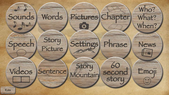 Story Starter – Creative Writing app