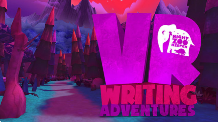 Night Zookeeper VR Writing Adventures
