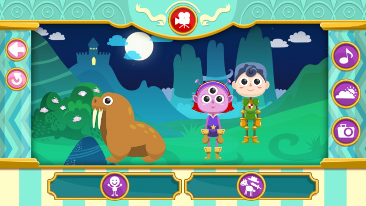 Lipa Theater Storytelling Starter Pack app