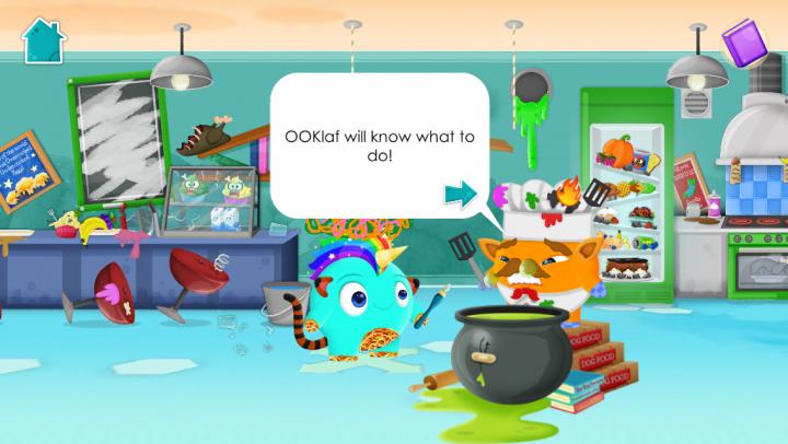 OOKS app