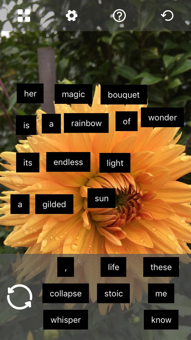 Instant Poetry 2 app
