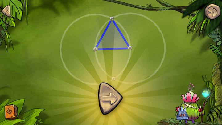 DragonBox Elements: Geometry Proofs app