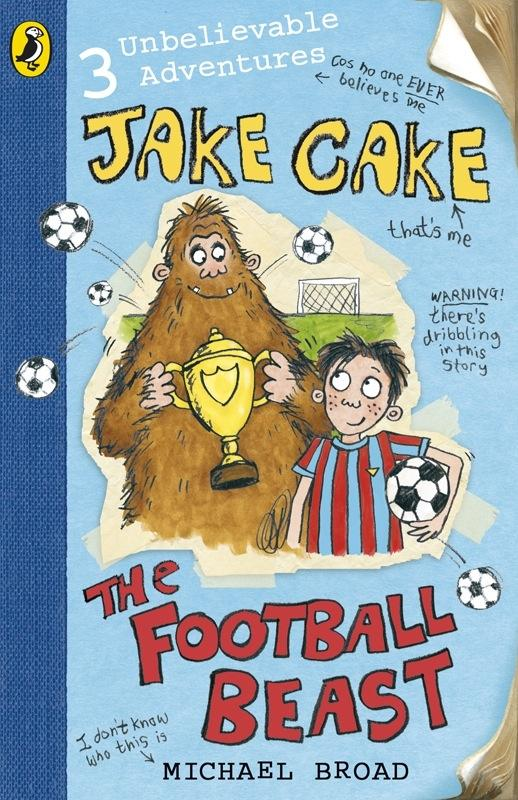 Jake Cake and the Football Beast