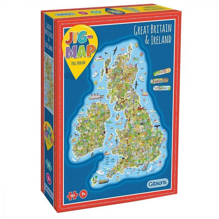 JigMap UK
