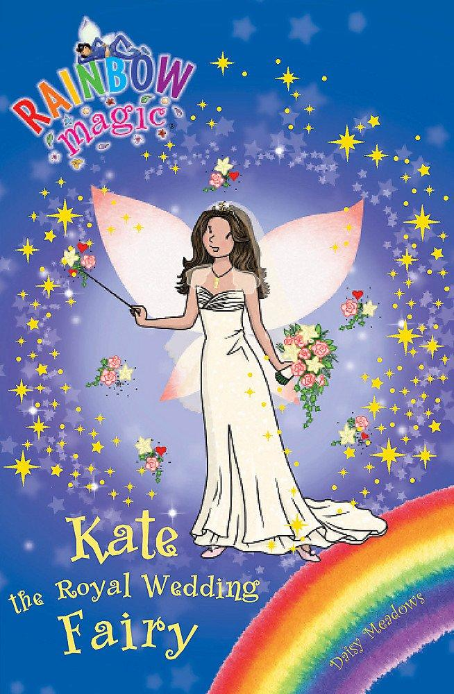 Kate the Royal Wedding Fairy by Daisy Meadows