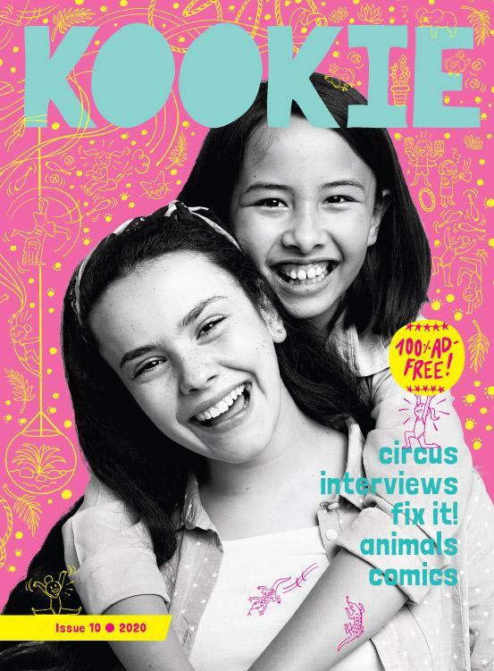 KOOKIE magazine