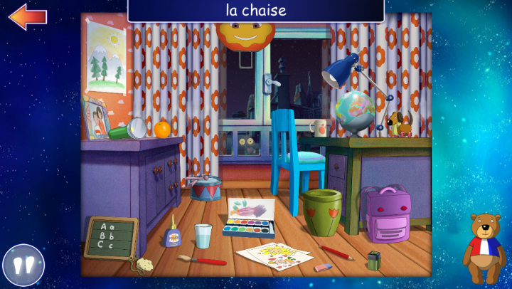 Laura's Star – Learning Languages for Kids app