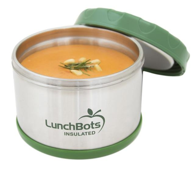 LunchBots Thermal Insulated Food Containers