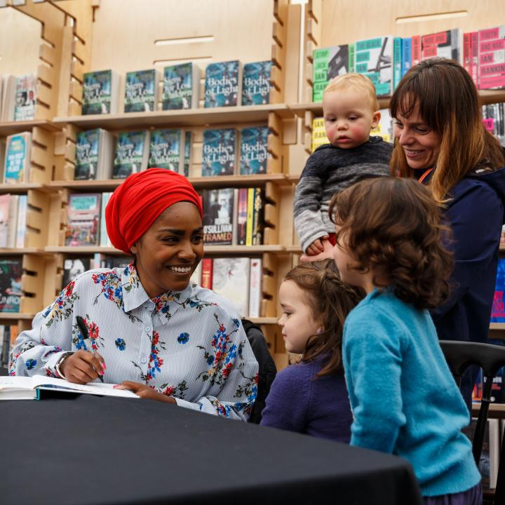 The Times and Sunday Times Cheltenham Literature Festival