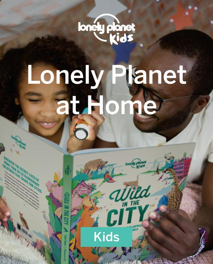 Lonely Planet at Home Kids