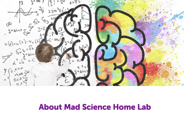 Mad Science Home Lab