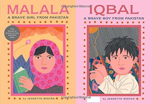 Malala a Brave Girl from Pakistan / Iqbal a Brave Boy from Pakistan