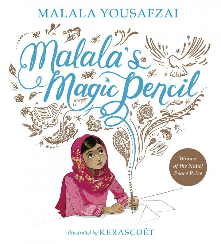 Malala's Magic Pencil by Malala Yousafzai