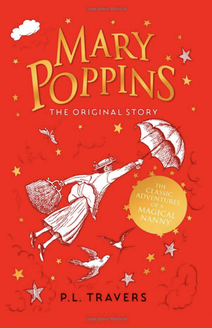 Mary Poppins by P.L Travers