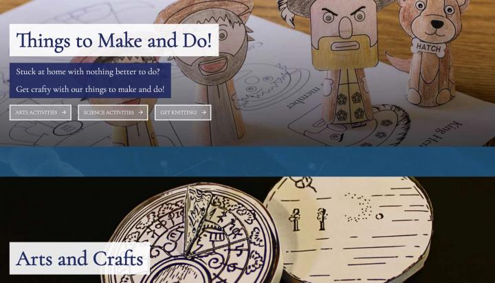 Mary Rose online learning resources