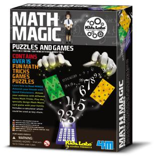 Kidz Labz Math Magic