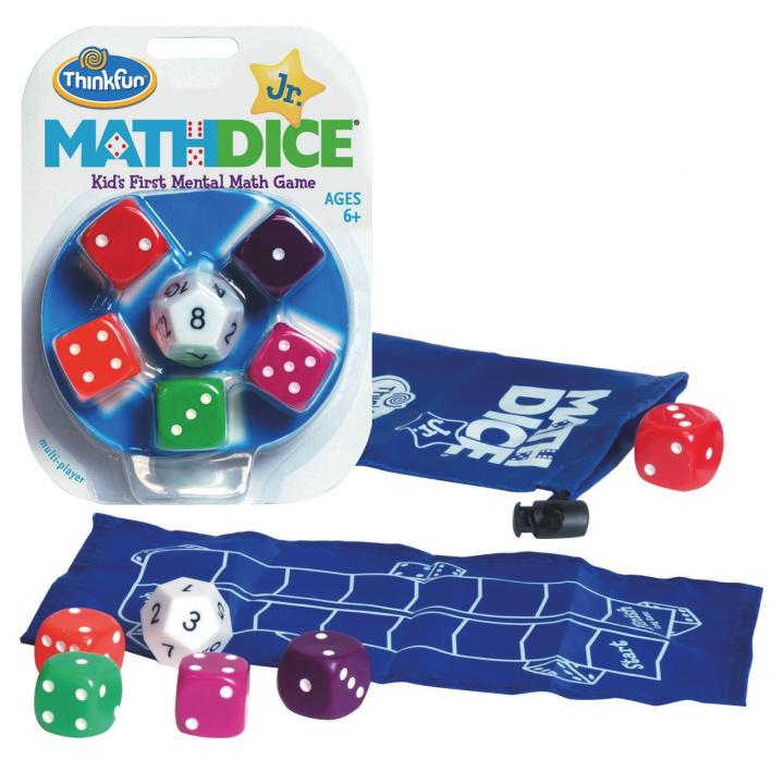 Maths Dice Junior