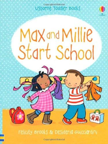 Max and Millie Start School