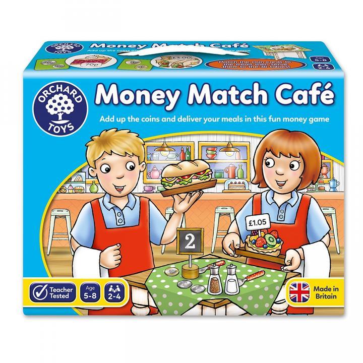 Money Match Café, Orchard Toys