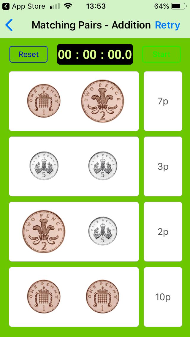 Money Maths – GBP