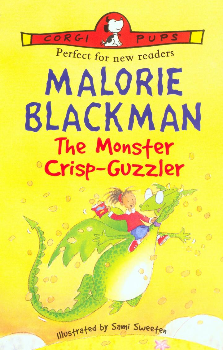 The Monster Crisp Guzzler by Malorie Blackman