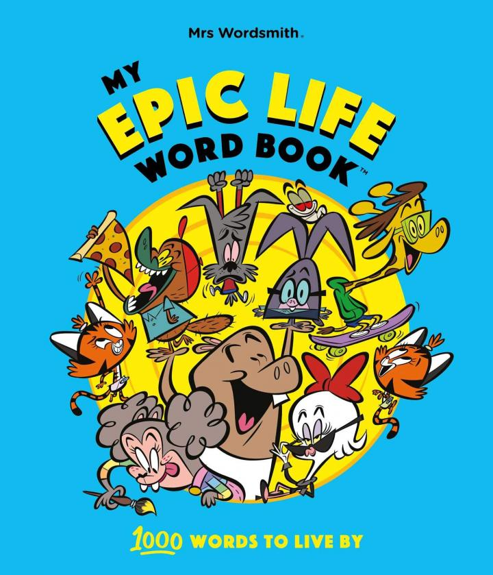 My Epic Life Word Book