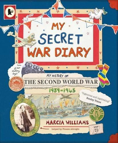 My Secret Diary, By Flossie Albright by Marcia Williams