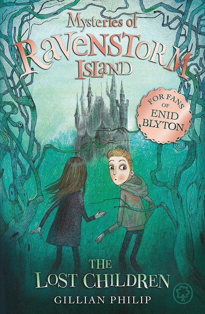 Mysteries of Ravenstorm Island: The Lost Children by Gillian Philip