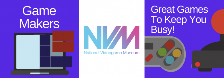 National Videogame Museum home schooling resources