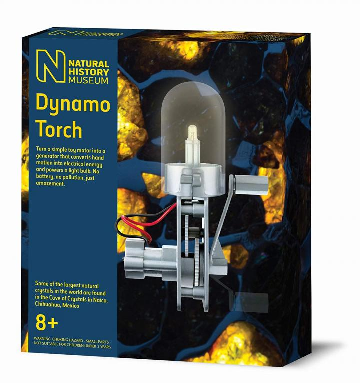 Natural History Museum Dynamo Torch