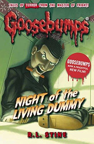 Goosebumps: Night of the Living Dummy by R. L. Stone