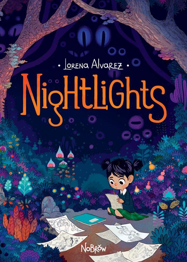 Nightlights by Lorena Alvarez Gomez