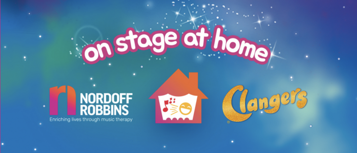 Nordoff Robbins Clangers On Stage at Home