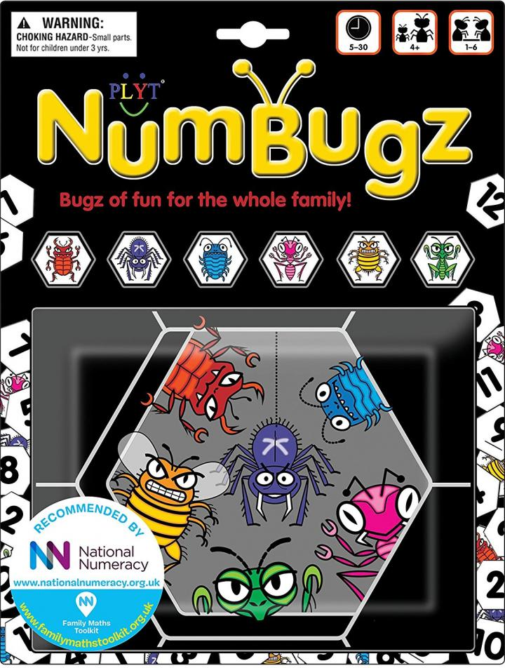 Best maths board games for kids | Family maths games