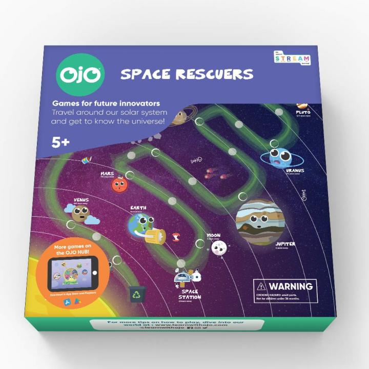 OjO Space Rescuers